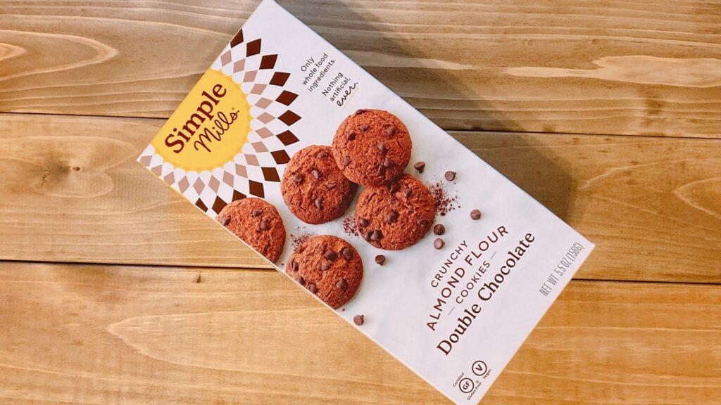 gluten free choco cookie