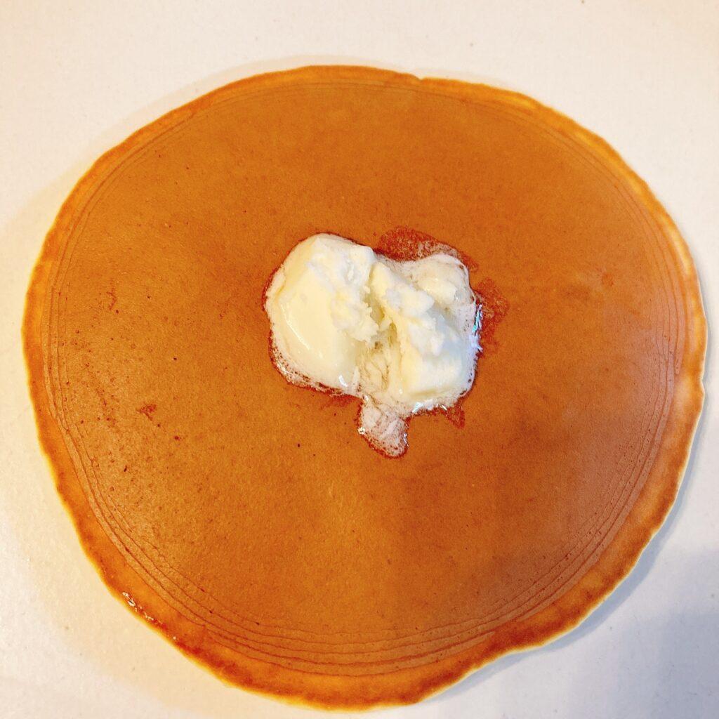 グルテンフリーパンケーキ